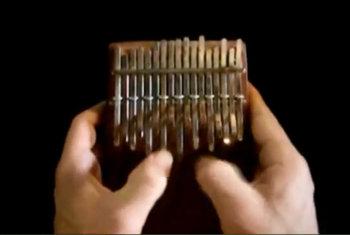 卡林巴琴10音教程谱子